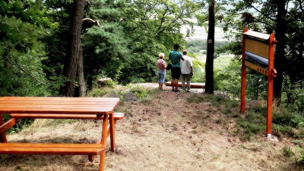 Vyhlídka Chodaublick  |  Krušnohorci