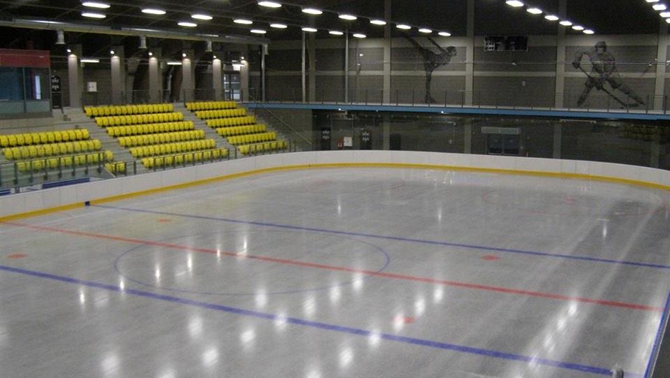 Zimní stadion Teplice | Hynek Hanza