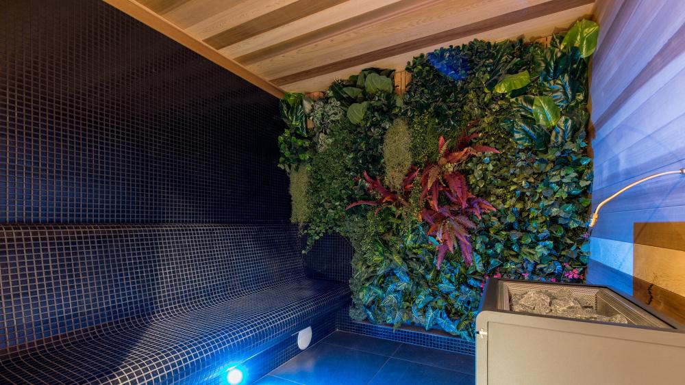 Teplické Thermalium - tropická sauna | Krušnohorci