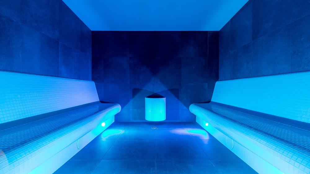 Teplické Thermalium - parní sauna | Krušnohorci
