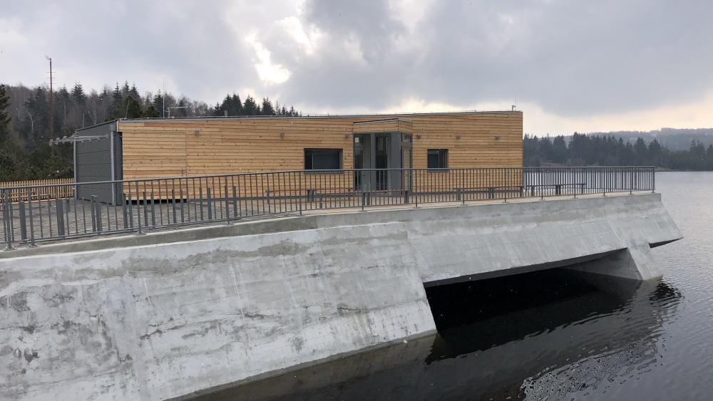 Unikátní dutá přehrada Fláje se otevře turistům po celý rok | Krušnohorci
