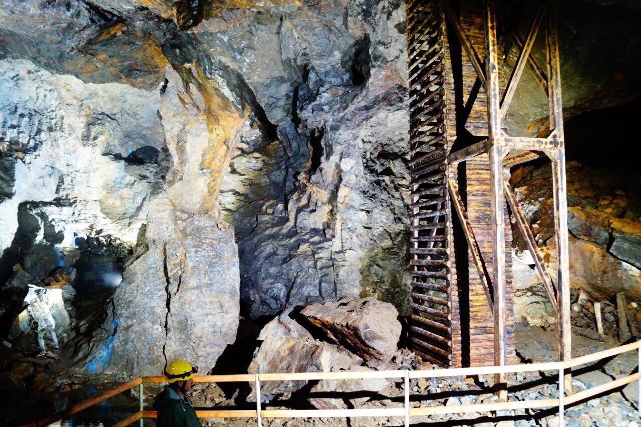500 let důlní historie za 2 hodiny - štola Johannes | —