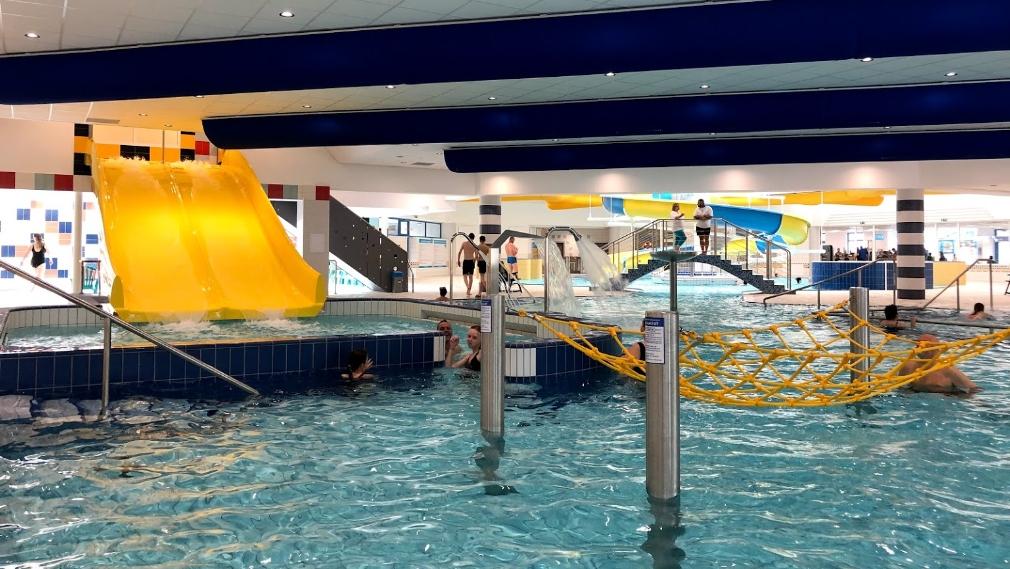 Aquacentrum - plavecká hala v Teplicích v novém | Krušnohorci