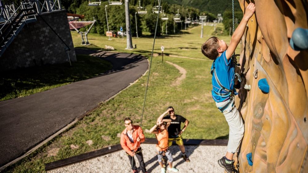 Léto na Klínech | Sportareál Klíny