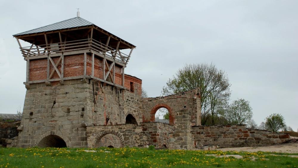 Bývalá vysoká pec v Šindelové prochází obnovou