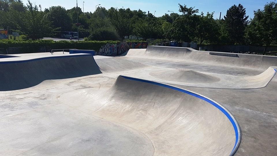 Skatepark Kadaň