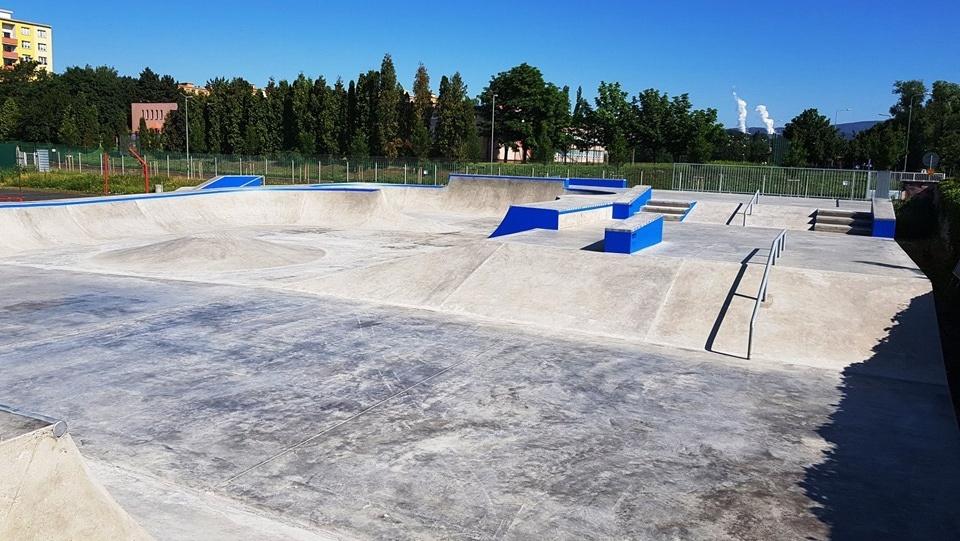Skatepark Kadaň | Krušnohorci