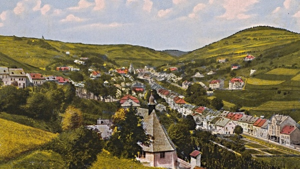 Hornická krajina Jáchymov