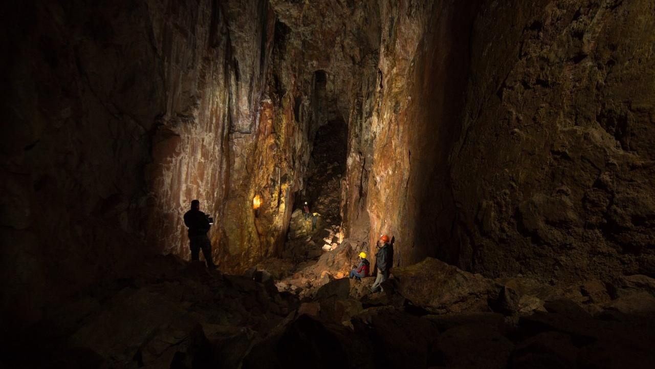 Důl Mauritius  |  město Abertamy