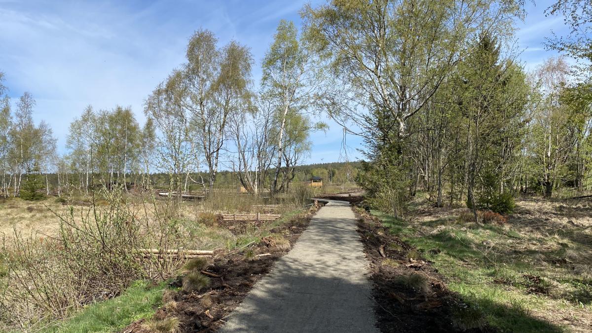 Perninské rašeliniště | Krušnohorci