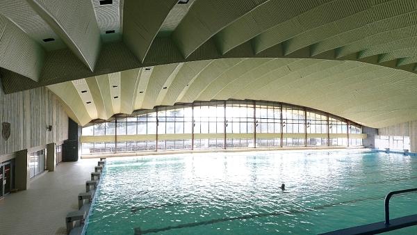 Krytý bazén Klíše | Městské služby Ústí nad Labem