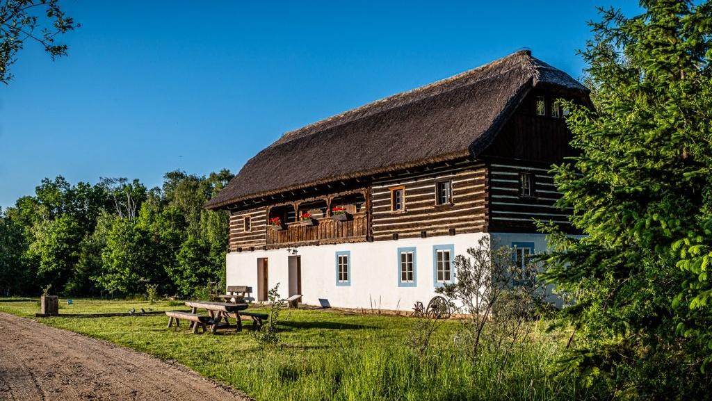 Zážitkové bydlení na statku | Zoopark Chomutov
