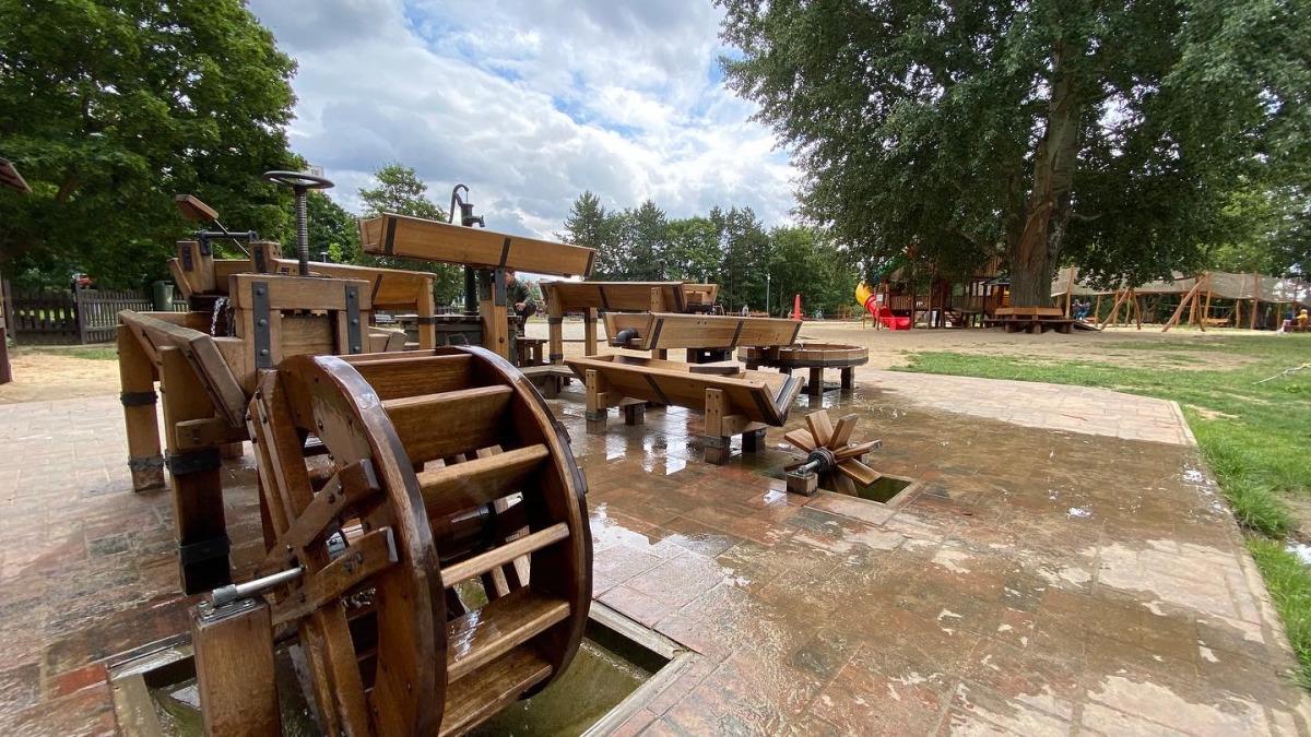Vodní kaskáda | Krušnohorci
