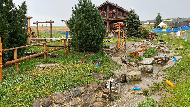 Areál Novako láká v létě na nový vodní svět