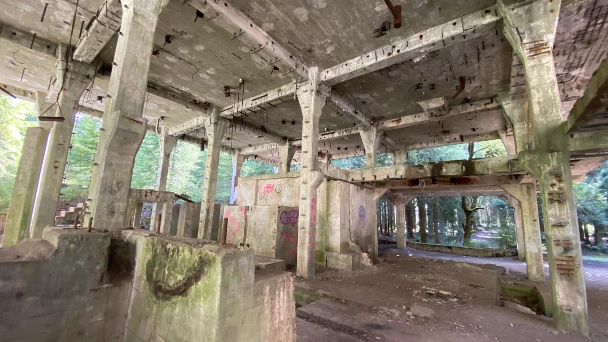 Bývalý cínový důl Rolava a zajatecký tábor Sauersack | Krušnohorci