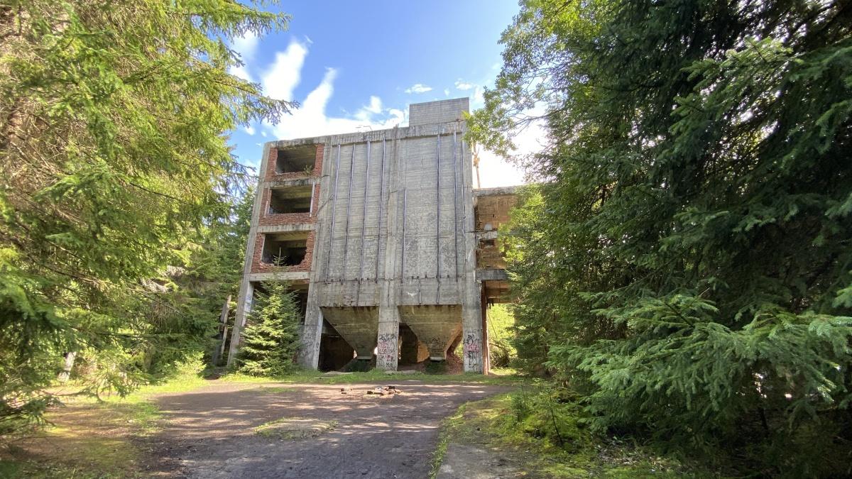 Bývalý cínový důl Rolava | Krušnohorci
