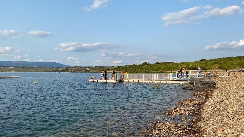 Jezero Most | Krušnohorci