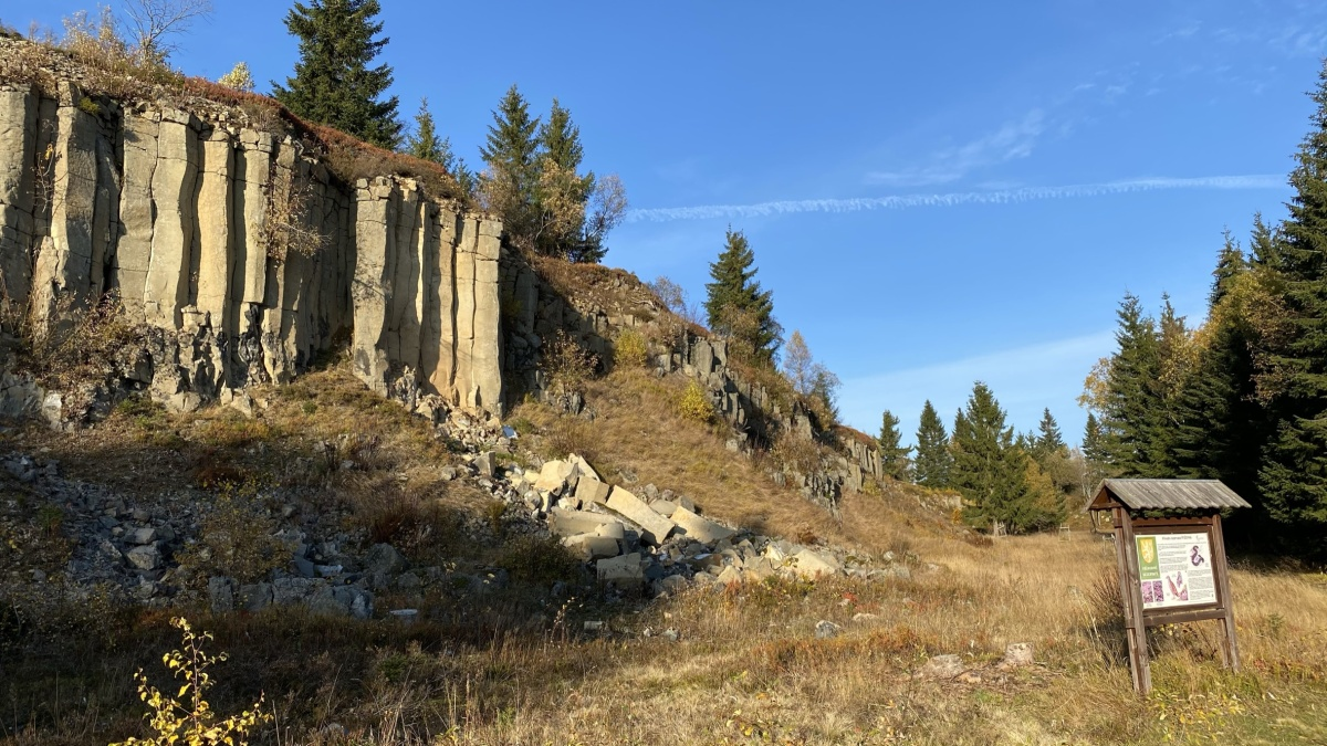 Lom Hřebečná | Krušnohorci