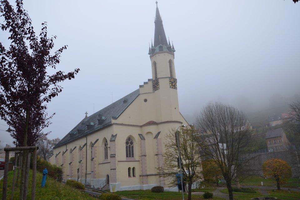 Kostel svatého Jáchyma a svaté Anny | Krušnohorci