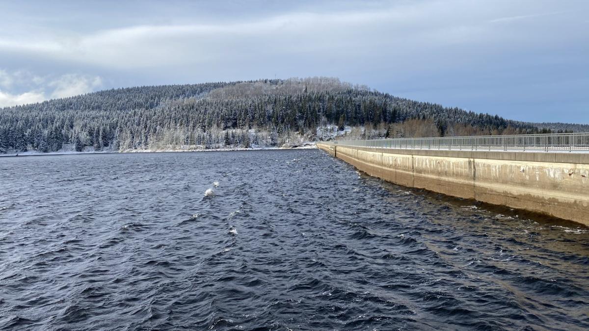 Fláje, země v zimě nedosažitelná | Krušnohorci