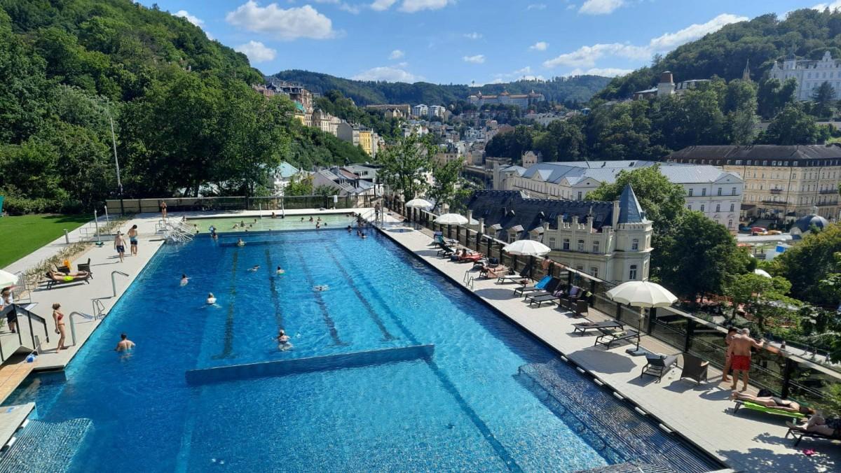 Bazén hotelu Thermal otevřen. Legenda se vrací!