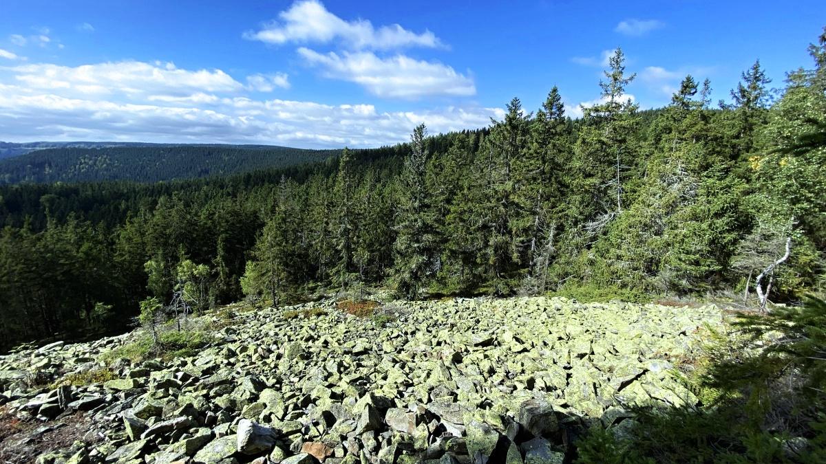 Výhledy z Hadí hory   Krušnohorci