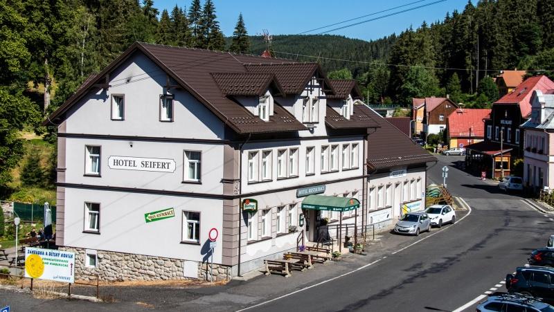 Horský hotel Seifert